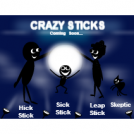CRAZY STICKS