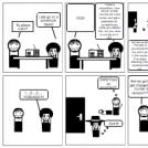 Comic Strip By: Alex Mohr