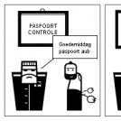 Paspoort Controle