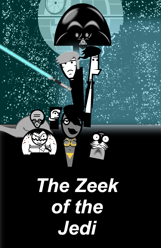 More fun with the Zeek toons.
