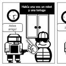 El robot y la tortuga