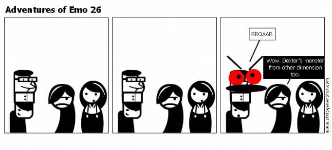 Adventures of Emo 26