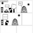 Ewa Comic animalsm