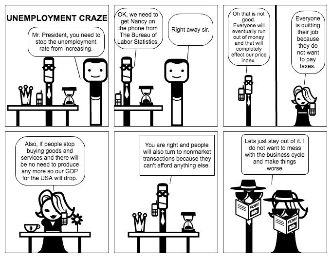 Index comic strip