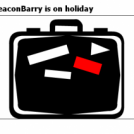 DeaconBarry is on holiday