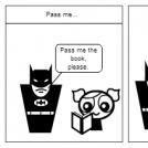 Pass me...