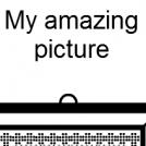 My amazing picture