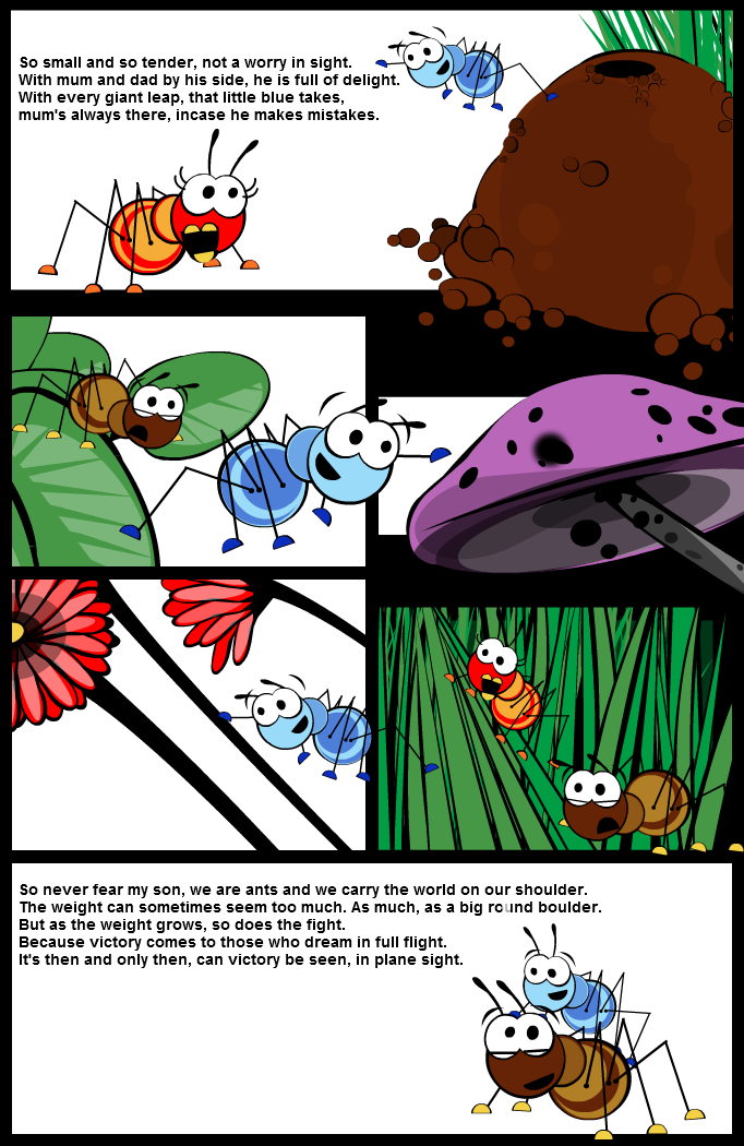 Ant Hill: Page 3
