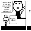 Gerhard: Heerlijk brood!