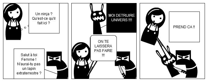 ATTAQUE EXTRATERRESTRE