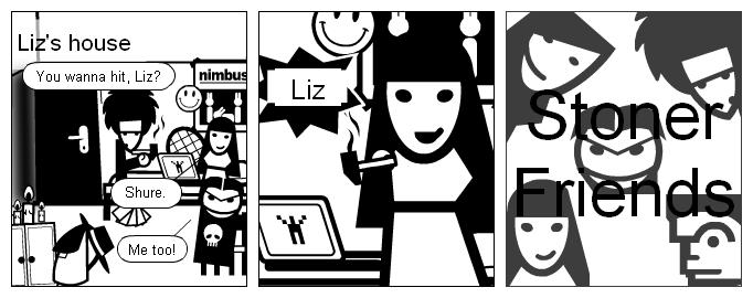 Meet Liz.