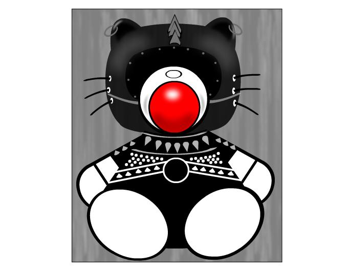 Hell O'Kitty: The Gimp