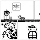 1ª tartaruga ninja