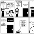 The Blob Saga, Part 1
