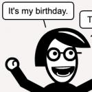 Birthday in Corona-time