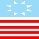 Colonial American Flag