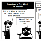 Adventures of Tog & Proj.: The Tog-Files