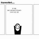 De evolutie van een travestiet....