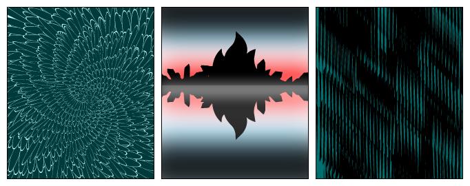 Three experiments