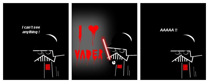 I ♥ Vader