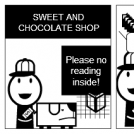 Matty and Boris Go To Buy Some Chocolate