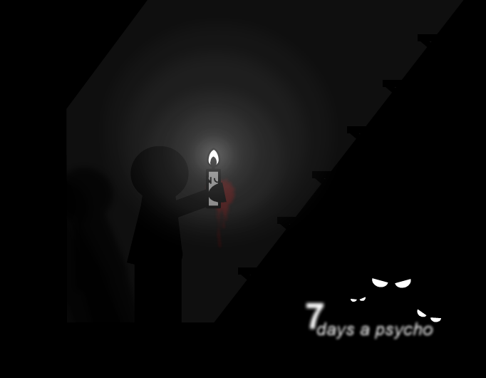 7 Days a Psycho (cover)