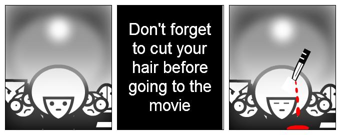 Bloody Hairdresser