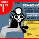 LIVE Sea-Monkeys