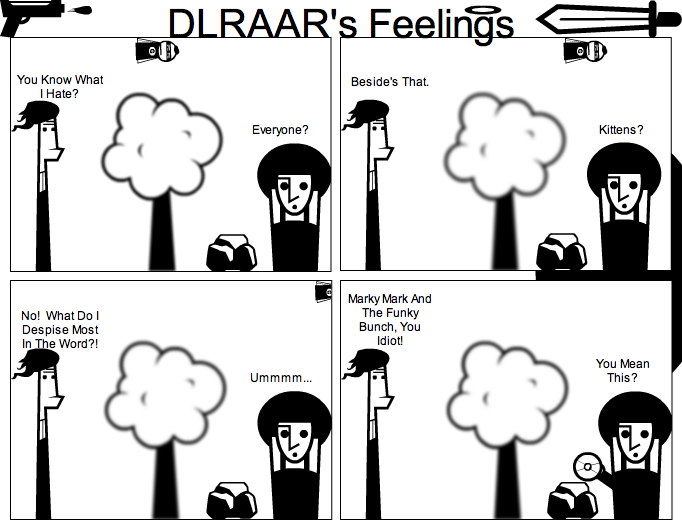 DLRAAR's Feelings