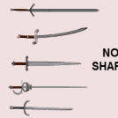 Swords Pack