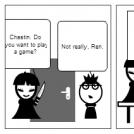 Ren's Games