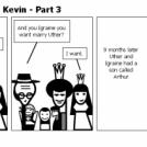 King Arthur Paulo e Kevin - Part 3