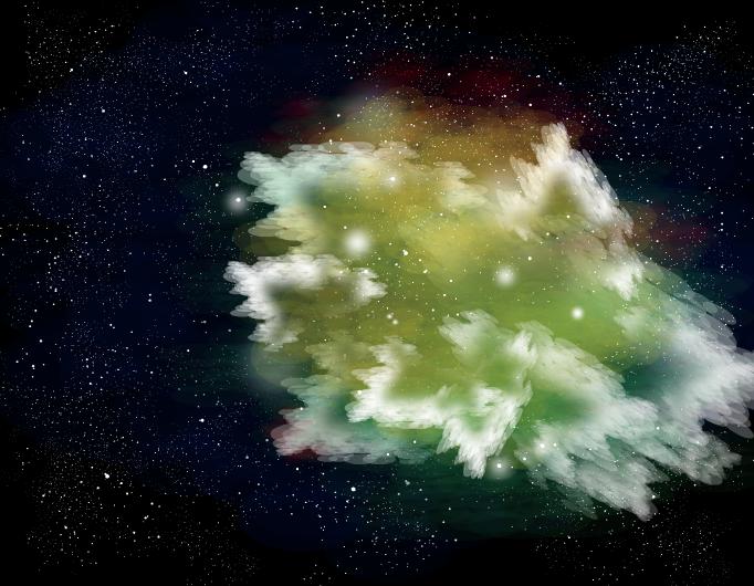 The Collar Nebula