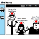 SG Hospital 2........... the Nurse