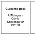 Pictogram Book Challenge