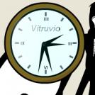 El reloj Vitruvio