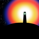 Tower flare