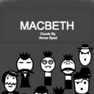 Macbeth Comic Book Cover
