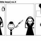 bob and jim [the sick little boys] no.3