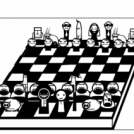 Strip Chess...