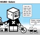 5OHKUBO- Golem
