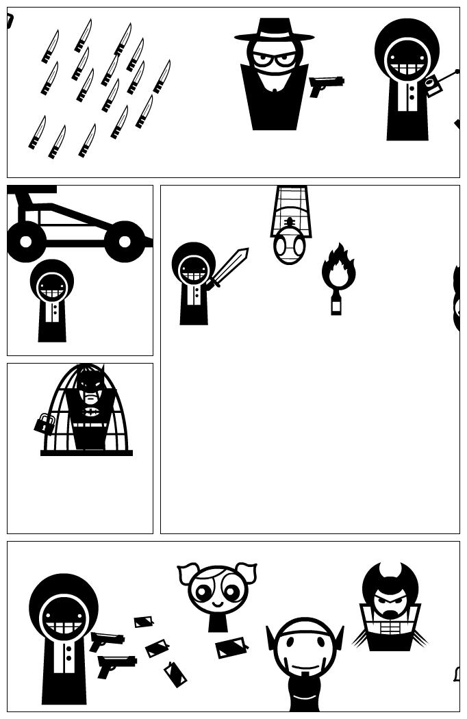 as  mortes de super heróis