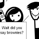 Wait Did You Say Brownies?
