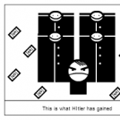 Hitler's Gains