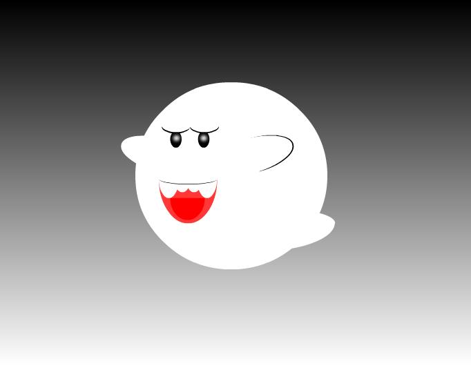 Mario's Boo