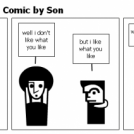 Son's Life: An Original Comic by Son
