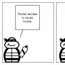 Rafael's trouble