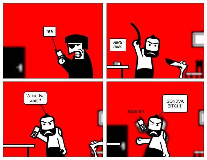 Phone Rage #2