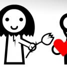 girl-heart-rose contest