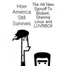 How America Still Survives Poster